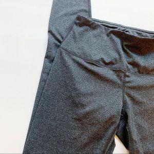 90 Degree By Reflex Pants - 90 DEGREE Dark Gray Athletic Leggings Small EUC